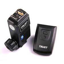 PT-04 TM II Wireless Flash Trigger for Nionk D7000 D5300 D5200 D3200 D3100 D90