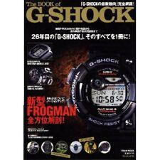 G-SHOCK BOOK CASIO, 26 years G-SHOCK 2009 JAPAN  very good