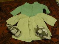 3piéces  neuves ,poupon,bébé???vert=====  a saisir