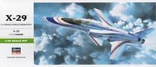 Grumman X-29 (USAF/DARPA/marcas de la NASA) 1/72 Hasegawa