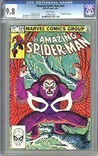 AMAZING SPIDER-MAN #241 CGC 9.8 WP