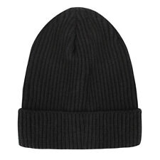 BEANIE HAT FISHERMAN TRAWLER STYLE RETRO VINTAGE HIPSTER HAT LOOK KNITTED