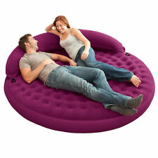 New Intex Ultra Daybed Lounge Airbed Inflatable Air Mattress Full Size
