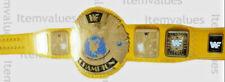 wwf attitude era big eagle championship belt adult size with bag