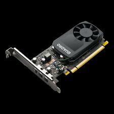 NVIDIA Quadro P400 V2 2GB GDDR5 PCIe x 16 Low Profile Professional Graphics card
