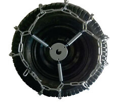 Schneeketten / Spanner 18 x 8,5 Rasentraktor verzinkt 18x8,5 Leiterketten 18x8.5