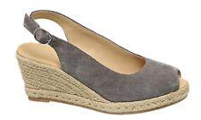 5th Avenue Ladies Grey Wedge Sandals Eu 39