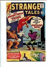 STRANGE TALES #124 - PASTE-POT PETE! - (5.0) 1964