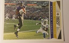 NFL Trading Card Torrey Smith Baltimore Ravens Score 2013 Panini