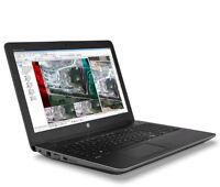 """HP ZBook 15 G3 Workstation i7-6820HQ 3.6GH 15.6""""FHD 32GB DR4 512GB SSD M2000M4GB"""