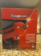 """Snap On Mg725 1/2"""" Impact Wrench Air- Brand New In Box with Manual- Red"""
