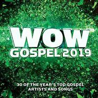 Various Artists - WOW Gospel 2019 (Various Artists) [New CD]