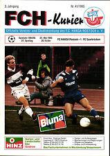 II BL 94/95 FC Hansa Rostock - 1. FC Saarbrücken, 22.05.1995
