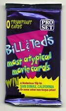 Bill & Ted's Most Atypical Movie Cards (Pro-Set, 1991) Trading Cards