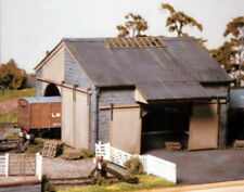 RATIO OO SCALE RT534 TRACKSIDE SERIES GOODS SHED KIT RT534