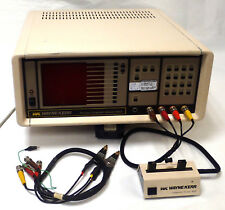 Tested Wayne Kerr 6425 Precision Component Analyzer With Component Fixture 1005