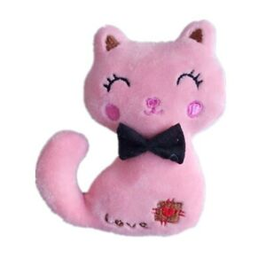 11cm Cat Plush Doll Travel Cat Bunny Game Girl Baby Kids Comfortable Soft Toy
