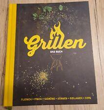 Grillen Das Buch
