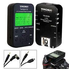 Yongnuo YN622N Flash Trigger i-TTL + Wireless YN622N-TX Controller for Nikon