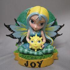 Joy   Fairy Figurine - Fairies Virtues Collection  - Jasmine Becket Griffith