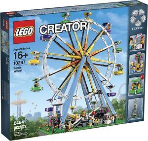 LEGO CREATOR 10247 Ferris Wheel BRAND NEW and SEALED!