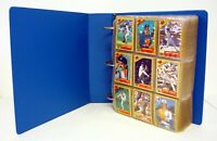 1987 TOPPS BASEBALL + TRADED 792 + 132 Cards + Includes Binder COMPLETE SETS