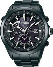 Seiko Matte Wristwatches with Date Indicator