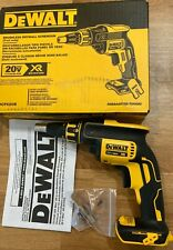 NEW DEWALT 20V XR Cordless Brushless Drywall Screwdriver -  DCF620b - New in Box