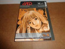 GTO: Great Teacher Onizuka Vol. 6 Manga Book in English