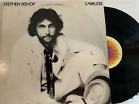 Stephen Bishop – Careless LP 1976 ABC Records – ABCD-954 VG+/EX