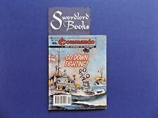 | @Oz |  COMMANDO COMIC #2570 : Go Down Fighting! War Stories (1992), SC