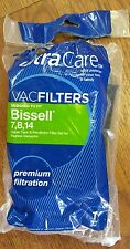 Bissell Ultra Care VAC Filters  7, 8, 14 Upper Tank Pre-Motor Filter vacuum new