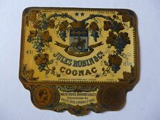 étiquette ancienne COGNAC   Jules Robin