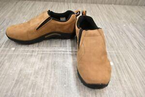 **Merrell Jungle Moc J95625 Casual Shoes, Big Kids Size 7 M, Brown NEW