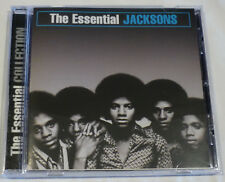 THE ESSENTIAL JACKSONS,  CD  in very good condition.