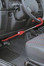 STEERING WHEEL LOCK CLAMP CAR VAN SECURITY ANTI THEFT KEYS UNIVERSAL STICK AC66