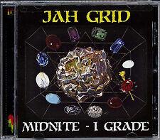 New! Jah Grid Roots Reggae Cd by Midnite & I-Grade 2011