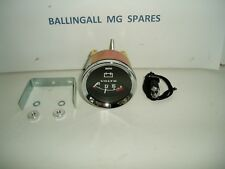 SMITHS VOLTMETER 50MM  MGA MGB TRIUMPH MINI BRACKET NUTS & WASHER NEW GAE122