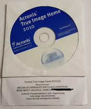 Acronis True Image Home 2010- Deutsch - inkl. MwSt