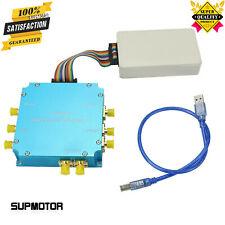 Frequency Synthesizer 10m 20ghz Hf Microwave Signal Generatorusb Control Board