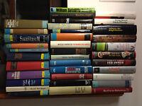 Bücherpaket Sammlung Romane (auch preisgekrönt)/Besteller/Top-Autoren 36 Bücher
