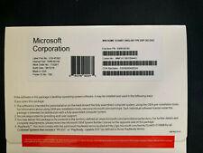 Sealed Genuine Windows 10 Home 64 bit Dvd Product Key
