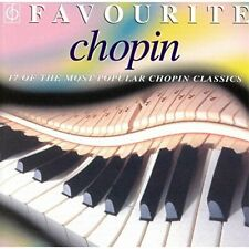 Various Artists - Favourite Chopin (CD) (1995)