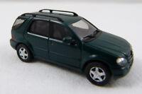Mercedes-Benz ML dunkelgrün Busch 1:87 H0 ohne OVP [SP1]