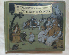 R. Caldecott's Second Collection of Pictures & Songs, early ed., c.1904