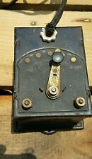 Vintage Lionel Train Multivolt A Transformer 110 volts