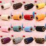 260M 150D 1MM Leather Sewing Waxed Wax Thread Hand needle Cord Craft DIY Ne X5D8