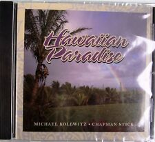 Hawaiian Paradise Michael Kollwitz-Chapman Stick CD New