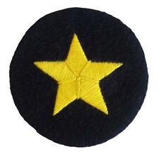 Kriegsmarine Boatswain Badge - WW2 Repro Patch German Star Navy Sailor Uniform