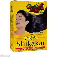 2 x 100g 3.5oz Hesh Shikakai Powder  ACACIA CONCINNA FOR HAIR GROWTH & HAIR LOSS